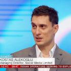 Kostas Alekoglu on BBC News