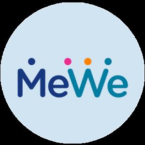 MeWe logo | Alternative Social Media